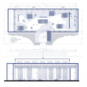 VNC_Floor plan and section_01